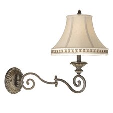 Dynasty Swing Arm Wall Lamp