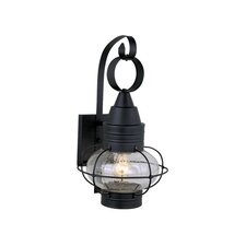 Nautical 1 Light Wall Lantern