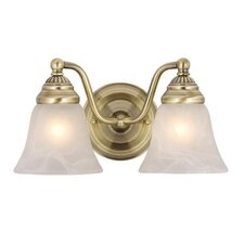 Standford 2 Light Vanity Light