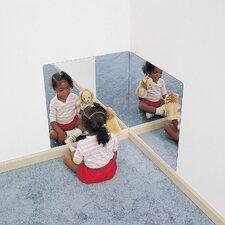 "24"" H x 24"" W Corner Mirror"