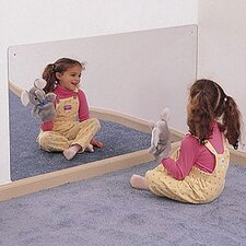 "24"" H x 48"" W Rectangular Mirror"
