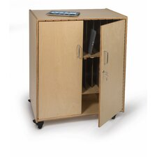 """28"""" Tablet Storage Cabinet"""