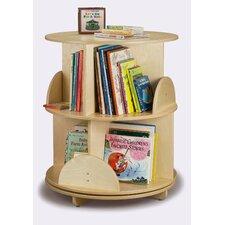 2 Shelf Book Carousel