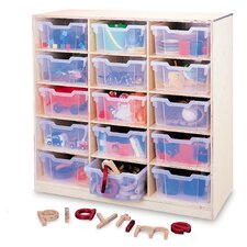 Gratnell 15 Compartment Cubby