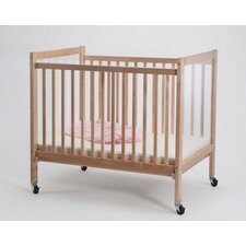 Clear View Evacuation Convertible Crib with Mattress