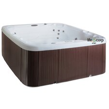 7 Person 23-Jet Paradise DLX Plug and Play Spa
