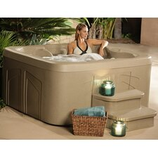 4 Person 20 Jet Simplicity DX Plug & Play Spa