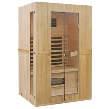 Full Spectrum Infracolor 2 Person Infrared Sauna