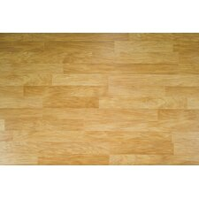 """Eligna 6"""" x 54"""" x 8mm Hickory Laminate in Golden Hickory"""