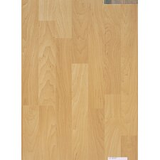 "Classic 8"" x 47"" x 8mm Maple Laminate in Vermont Maple Plank"