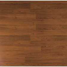 "Home Series 8"" x 47"" x 7mm Cherry Laminate in Russet Cherry"