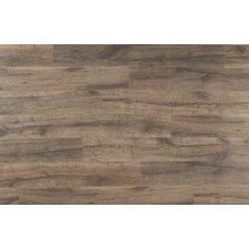 """Reclaime 8"""" x 54"""" x 12mm Oak Laminate Plank in Heathered Oak"""