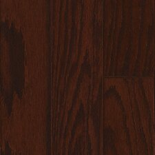 "LockSolid American 4.75"" Oak Hardwood Flooring in Brickyard"