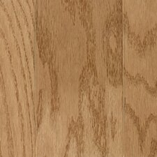 "Jamestown Plank 3"" Solid Oak Hardwood Flooring in Auburn"