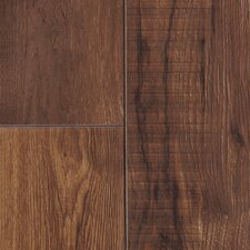 """Restoration™ 6"""" x 51"""" x 12mm Hickory Laminate in Leather"""