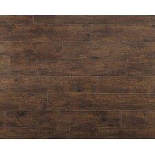 """Rock Creek Plank 2"""" Oak Hardwood Flooring in Bear"""