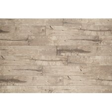 """Restoration™ Wide Plank 8"""" x 51"""" x 12mm Laminate in Oyster"""