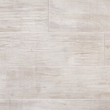 "Restoration™ Wide Plank 8"" x 51"" x 12mm Laminate in Sand Dollar"