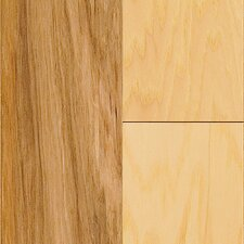 "American 3"" Hickory Hardwood Flooring in Natural"