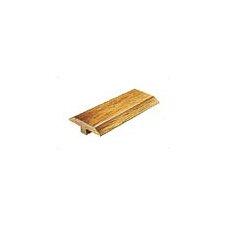 Oak T-Molding in Suede (Carton of 5 Pieces)