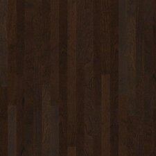 """Hermosa Plank 3"""" Engineered Kupay Hardwood Flooring in Raisin"""