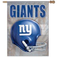 NFL Helmet Banner
