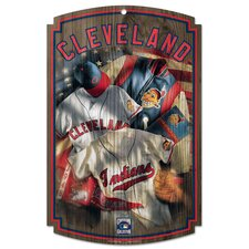 MLB Graphic Art Plaque