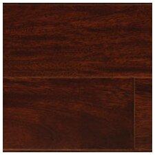 Gevaldo Random Width Engineered Sucupira Preta Hardwood Flooring in Natural