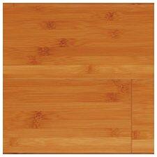 Kendall Exotics Random Width Engineered Horizontal Bamboo Hardwood Flooring in Carbonized