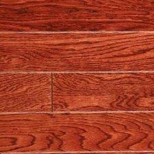 "Gevaldo 3"" Engineered White Oak Hardwood Flooring in Cherry"