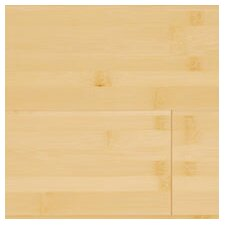 Kendall Exotics Random Width Engineered Horizontal Bamboo Hardwood Flooring in Natural