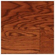 "Cottage Plank 5"" Engineered Oak Hardwood Flooring in Walnut"