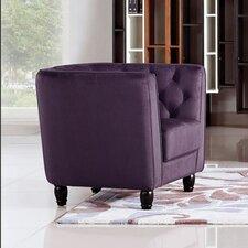 Bellini Button Tuft Club Chair