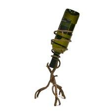 ArtDeco Single Wine Holder