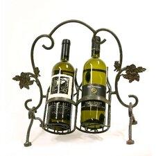 Xiafeng 2 Bottle Tabletop Wine Rack