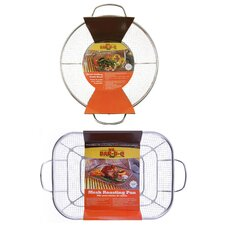 Commercial Grade Mesh Roasting and Grilling Set
