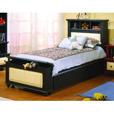 Treasures Bed (trundle not included)