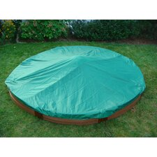 11' Circular Sandbox with Cover