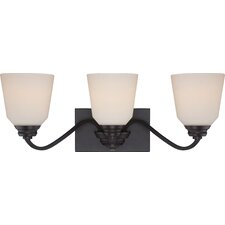 Calvin 3 Light Vanity Fixture