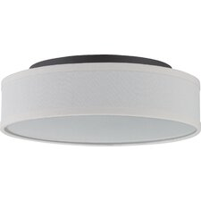 Heather 1 Light Flush Mount