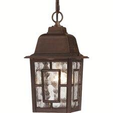 Banyon 1 Light Outdoor Hanging Lantern