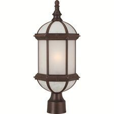 Boxwood 1 Light Outdoor Post Lantern