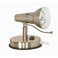 "Pin Up 7.5"" H Table Lamp with Empire Shade"