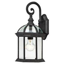 Boxwood 1 Light Wall Lantern