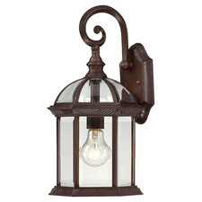 Boxwood 1 Light Outdoor Wall Lantern