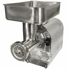 PRO-series #12 Commercial Grade 0.75 HP Electric Meat Grinder and Sausage Stuffer