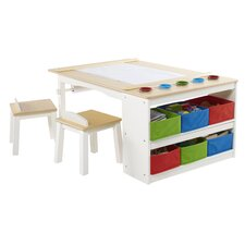 Art Kids Arts and Crafts Center Table