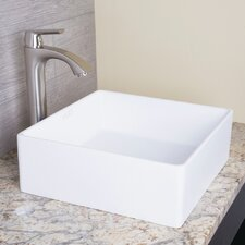 Bavaro Matte Stone Vessel Sink