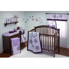 Harmony 7 Piece Crib Bedding Set