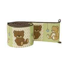Dream Land Teddy Crib Bumper